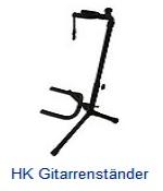 HK GITARRENSTÄNDER