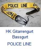 HK GITARRENGURT POLICE LINE
