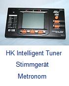 HK METRONOM UND TUNER